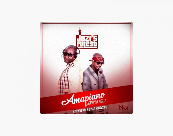 Samnyofi (feat. Bayor97 & Zuka) – Jozi's Finest
