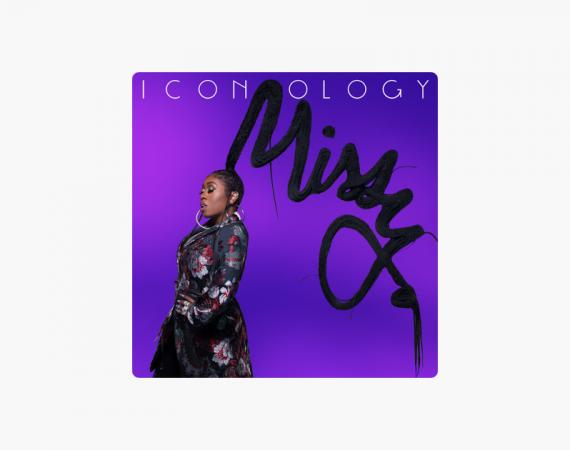 Throw It Back – Missy Elliott