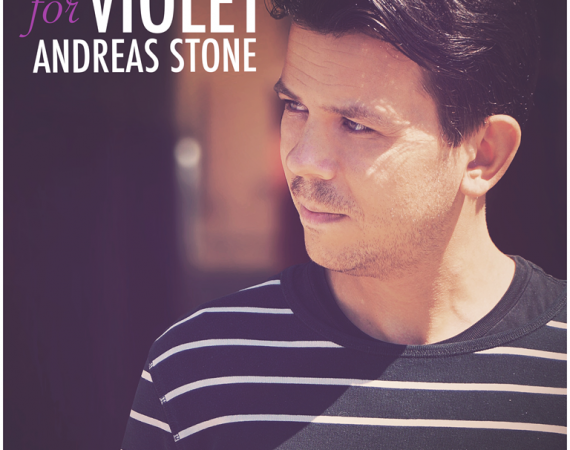 POP SHOP DAILY: Master Balladeer 'Andreas Stone' releases an inspiring song that touches listeners with his emotional new release 'For Violet'  – Hear it every night as the sun goes down at 7 p.m UK time
