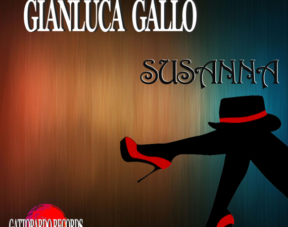 TOP OF THE POP SHOP: 'Gianluca Gallo' and his catchy, fun and charming 'Susanna'